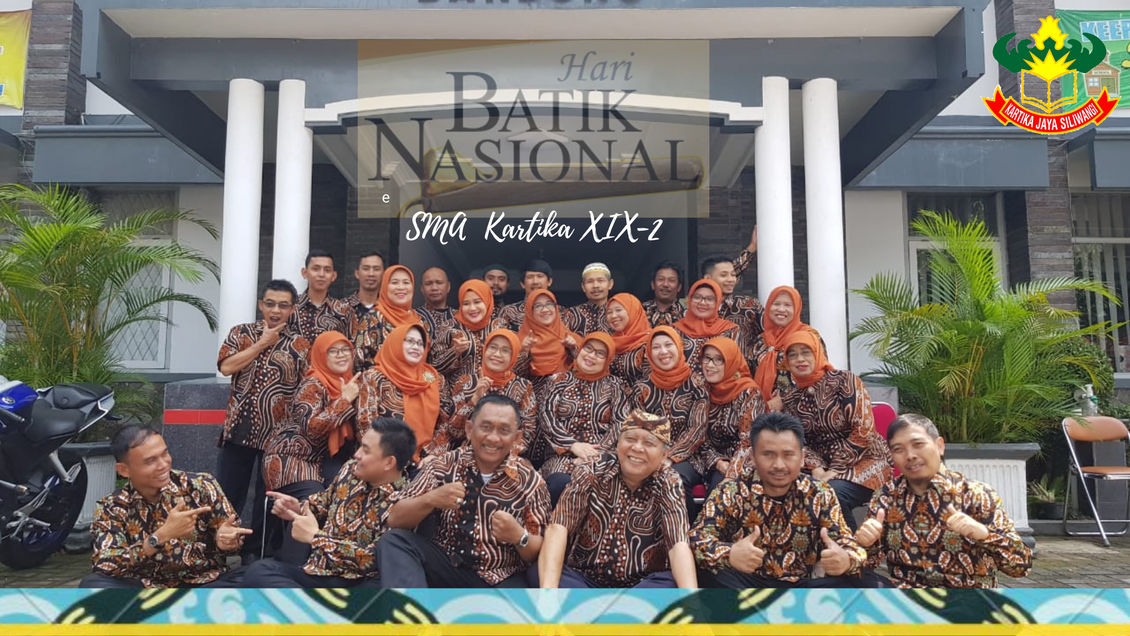 Hari Batik Nasional 2020 Warisan Budaya Kita