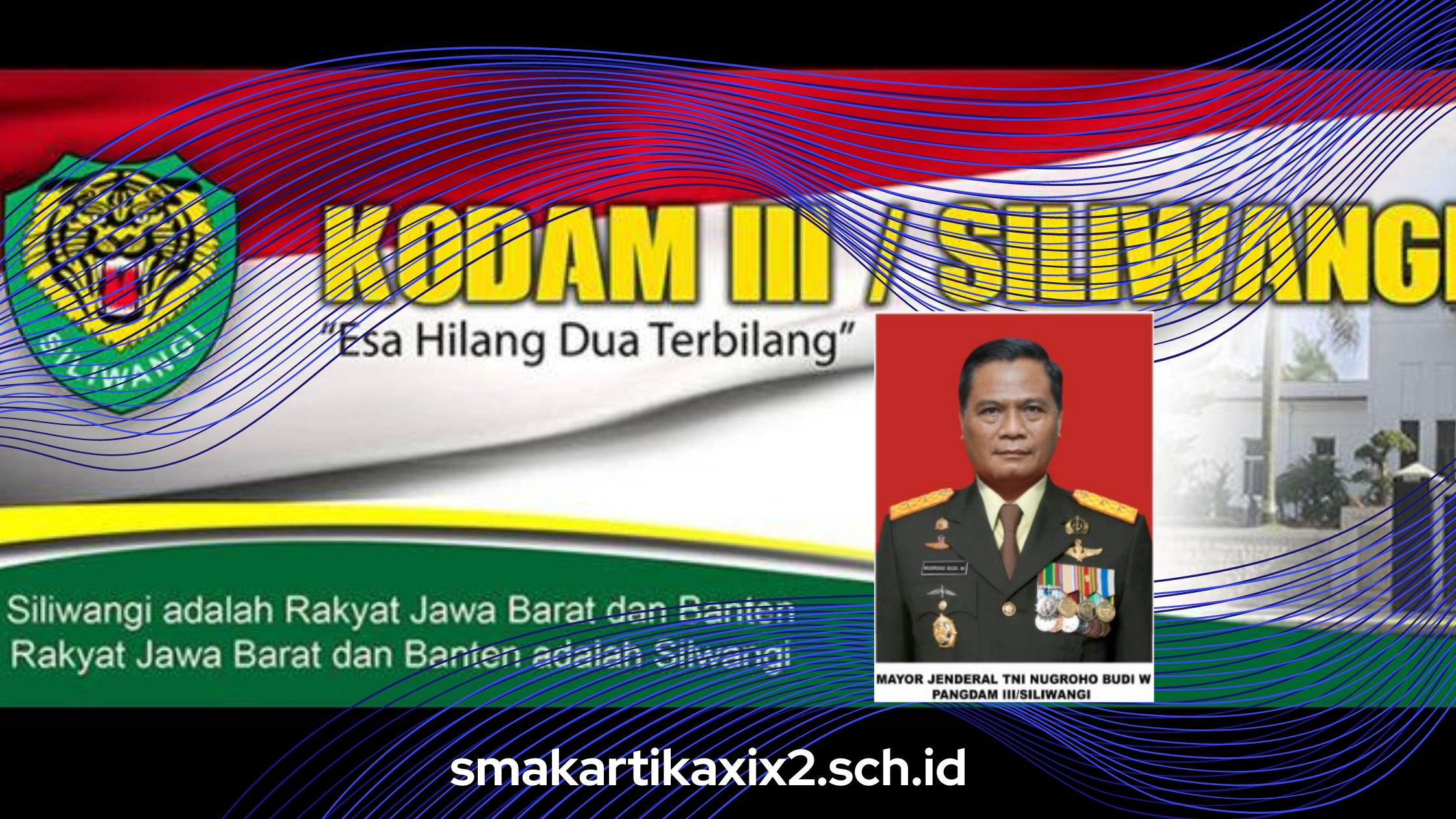 Mayor JenderalTNINugroho Budi Wiryanto, S.Ip., M.M.