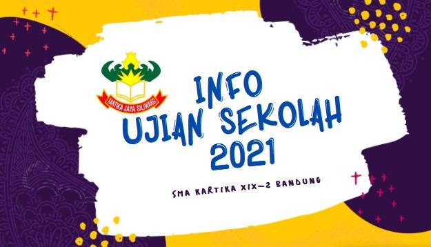 INFO KEGIATAN SEKOLAH TAHUN 2020/2021