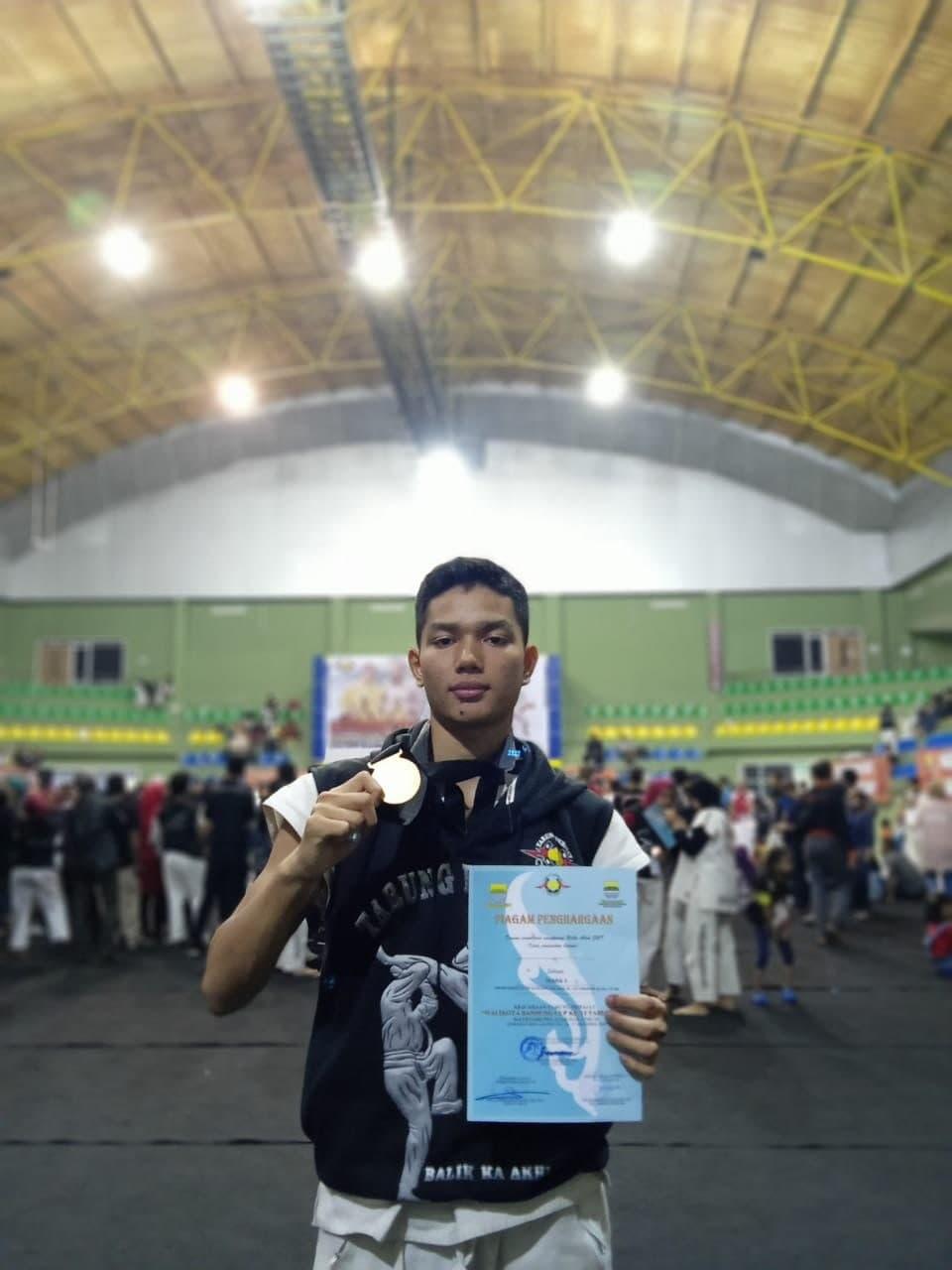 Kejuaraan Tarung Derajat Walikota Bandung Cup ke-VI