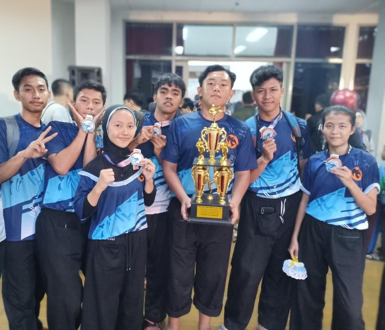 Kejuaraan Terbuka Pencak Silat Tingkat Pelajar se-Kota Bandung Raya