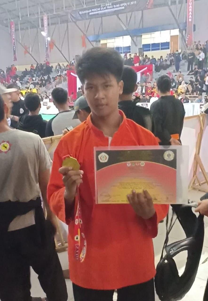 Juara PPS Paku Bumi Open VI 2019 se-Nasional, Asia dan Eropa