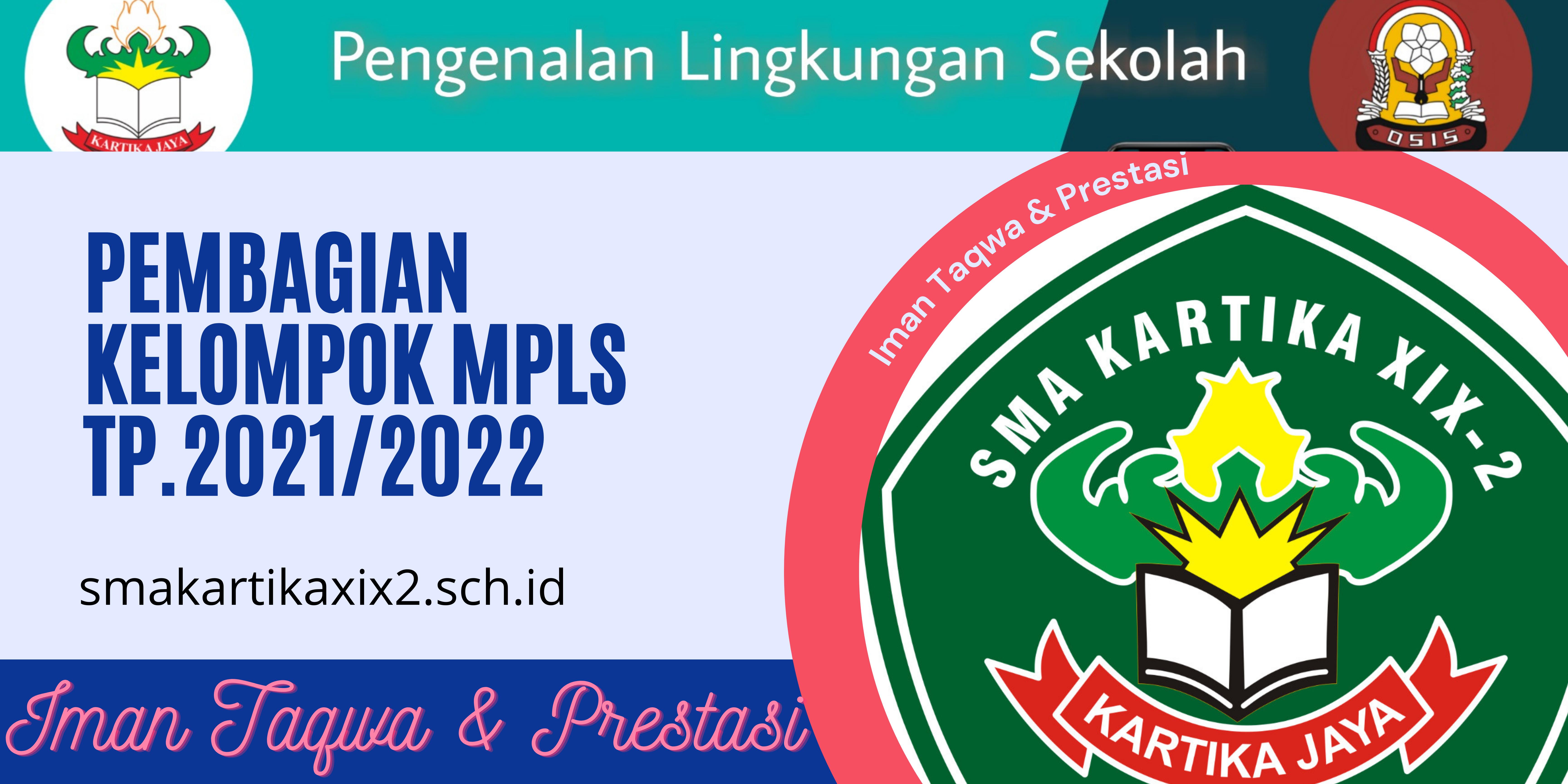 Pembagian Kelompok MPLS 2021